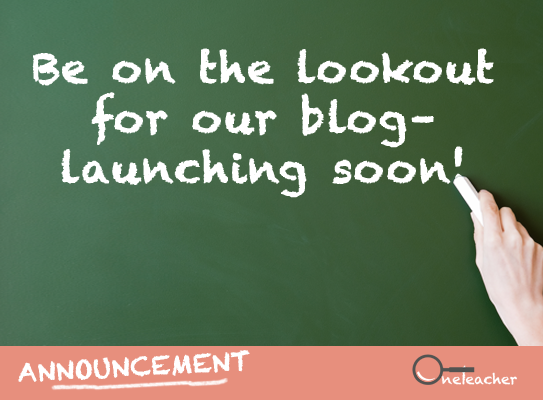 Be on the lookout for our blog–launching soon!