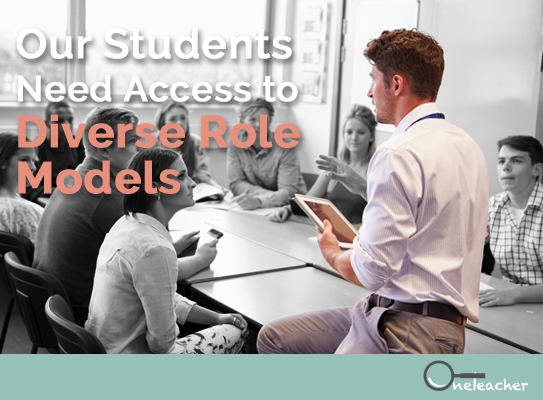 Our Students Need Access to Diverse Role Models