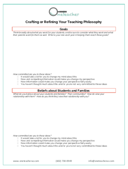 Screen Shot 2018 12 05 at 3.56.39 PM - Crafting or Refining Your Teaching Philosophy