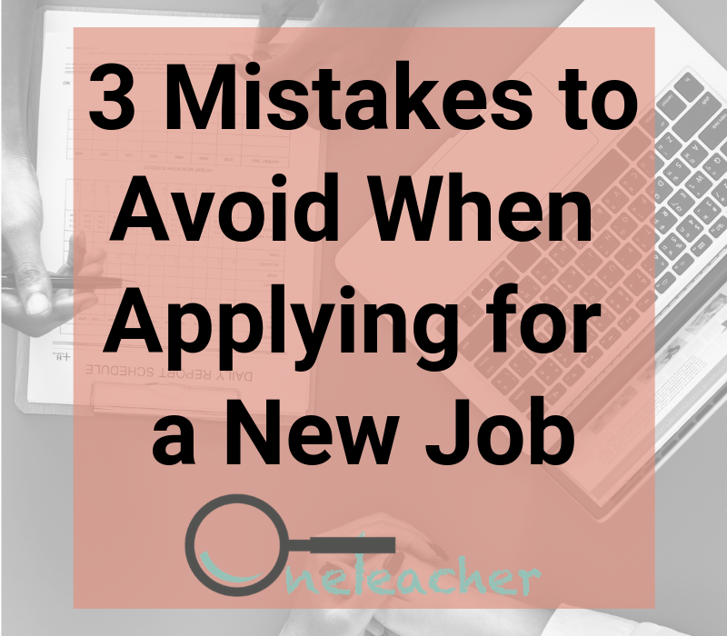 3 mistakes blog cover 800x700 - 3 Mistakes to Avoid When Applying for a New Job