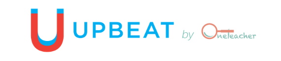 Upbeat by OneTeacher Logo -